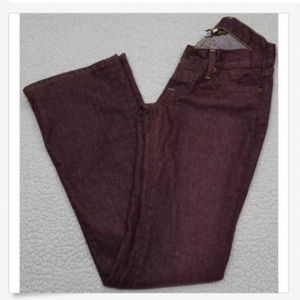 Lucky brand Size 00/24 Sweet dream Boot Cut Jeans